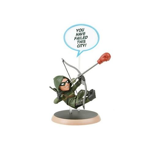 DC Comics Q-Fig Green Arrow Zöld Íjász figura 15 cm