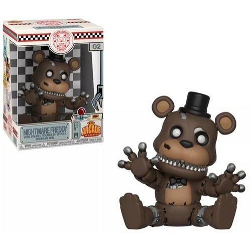 FNAF Five Nights at Freddys - Nightmare Freddy figura