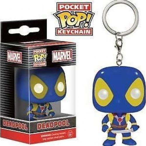 X-men Deadpool POP figurás kulcstartó