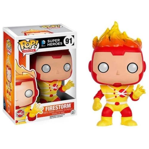 POP! Heroes Firestorm POP figura