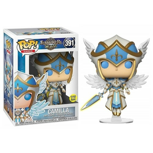 POP! Games Summoners War Camilla POP figura 9 cm