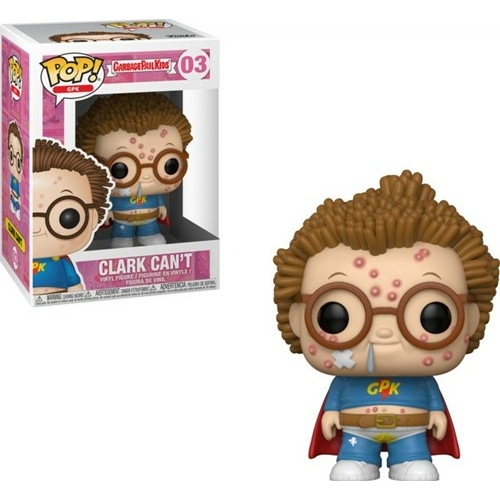 POP! Garbage Pail Kids Clark Can't POP figura 9 cm