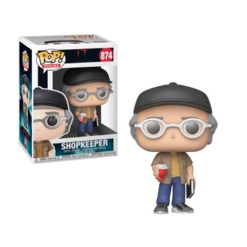IT - AZ Shopkeeper POP figura