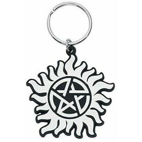 Supernatural - Odaát - Anti possession kulcstartó