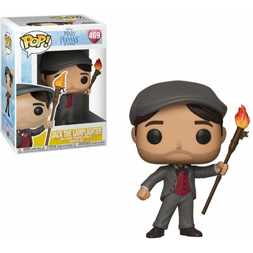 Mary Poppins Returns - Jack the lamplighter POP figura