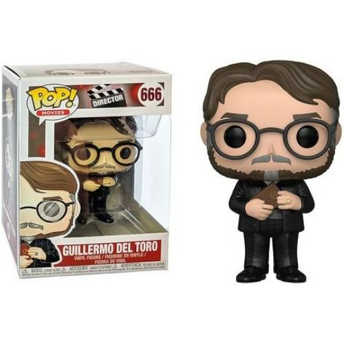 Guillermo Del Toro POP figura