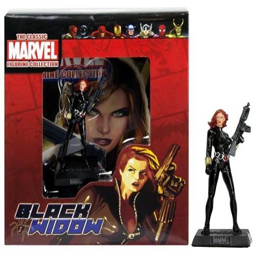 Marvel Figurine Collection - Black Widow figura