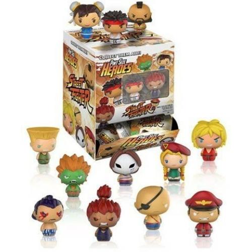 Funko Street Fighter Pint Size Heroes mystery figura 3 cm