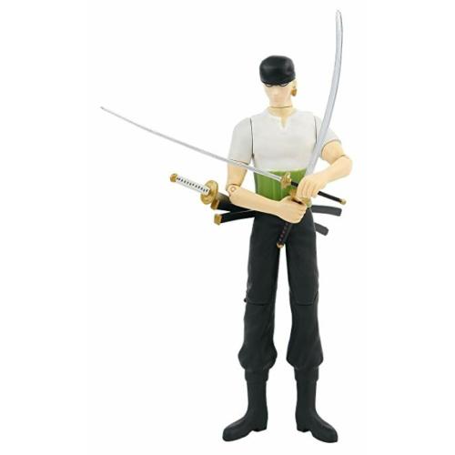 ONE PIECE - mozgatható Zoro figura 12 cm