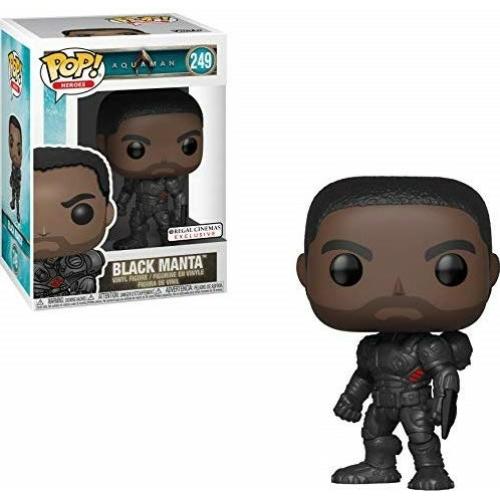 POP! Aquaman Black Manta unmasked POP figura 9 cm
