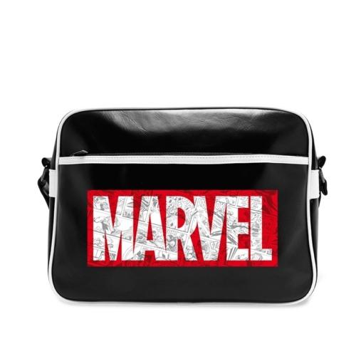Marvel logo oldaltáska