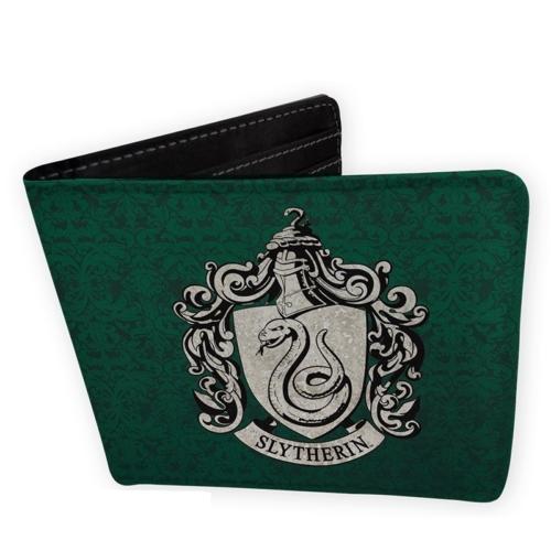 Harry Potter Slytherin Mardekár pénztárca