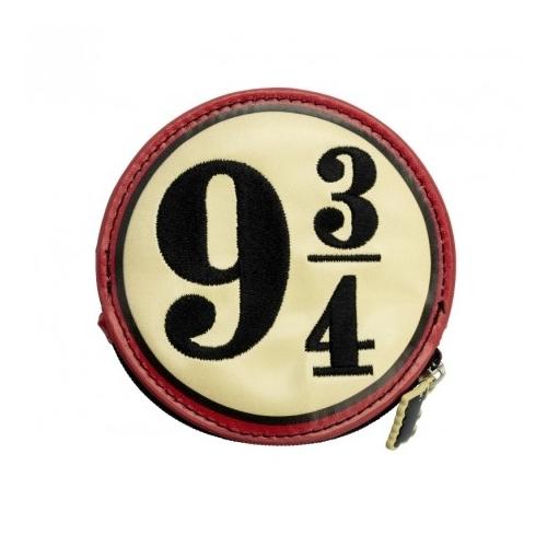 HARRY POTTER  9 és 3/4 vágány kerek pénztárca