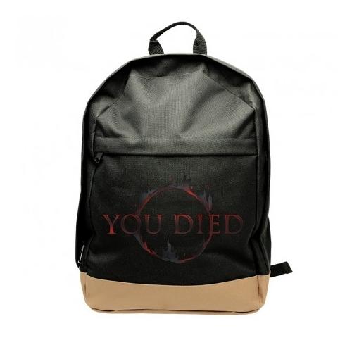 Dark Souls You Died hátizsák