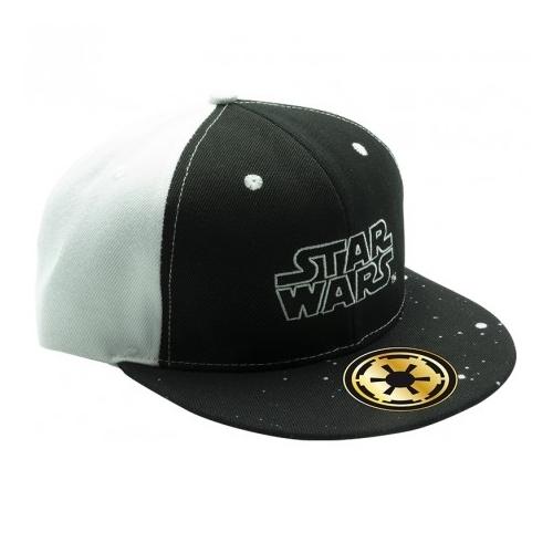 Star Wars - Csillagok Háborúja logo állítható snapback sapka