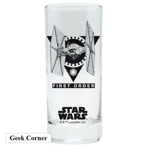 Star Wars Csillagok Háborúja First Order üvegpohár 290 ml