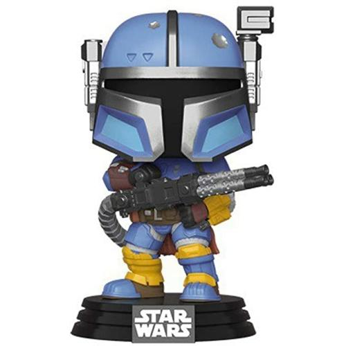 Star Wars - The Mandalorian - Heavy Infantry Mandalorian POP figura