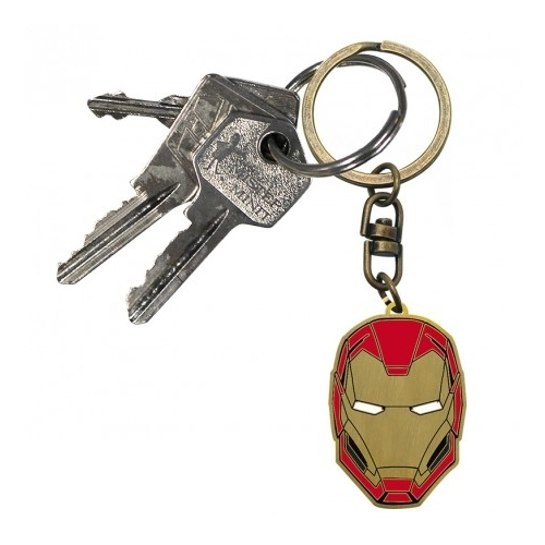 Marvel Iron Man Vasember fém kulcstartó