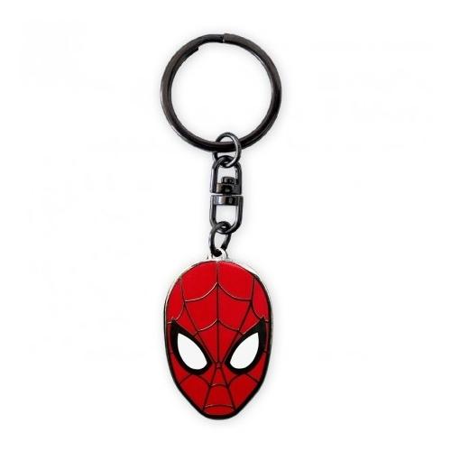 MARVEL Spider-man Pókember fém kulcstartó