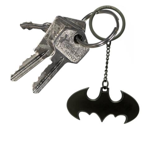 DC Comics Batman Batarang 3D fém kulcstartó