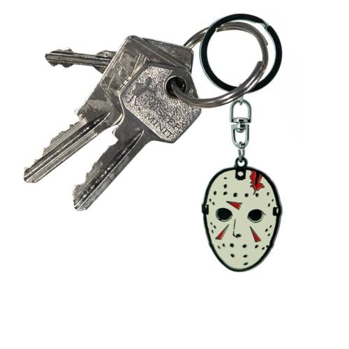 FRIDAY 13th - Péntek 13 Jason maszk fém kulcstartó