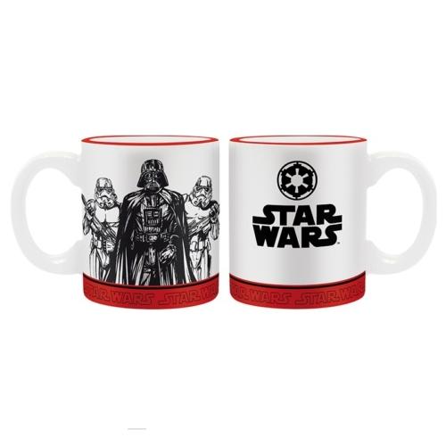 Star Wars - Csillagok Háborúja Empire vs Rebel kávés bögre szett