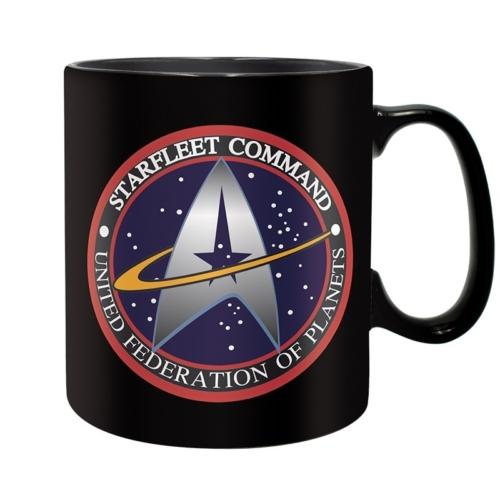 Star Trek Starfleet Command bögre 460 ml