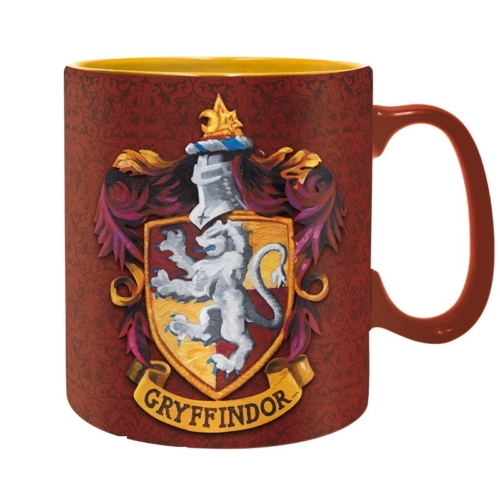 HARRY POTTER Gryffindor Griffendél 460 ml bögre