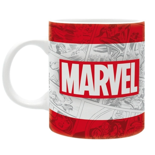 Marvel logo bögre 320 ml