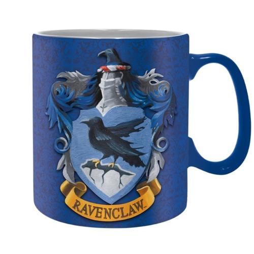 Harry Potter - Ravenclaw - Hollóhát bögre 460 ml