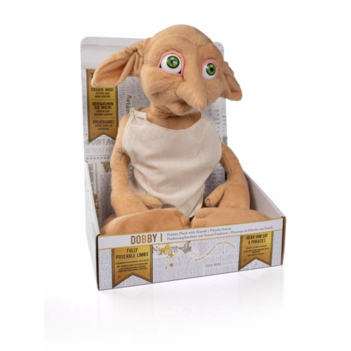 Harry Potter Dobby plüssfigura