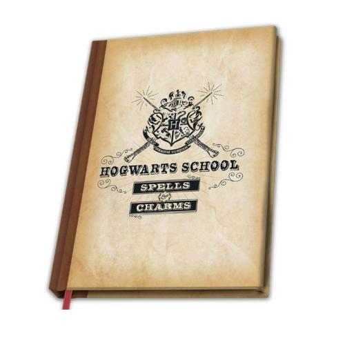 Harry Potter - Hogwarts - Roxfort notesz jegyzetfüzet