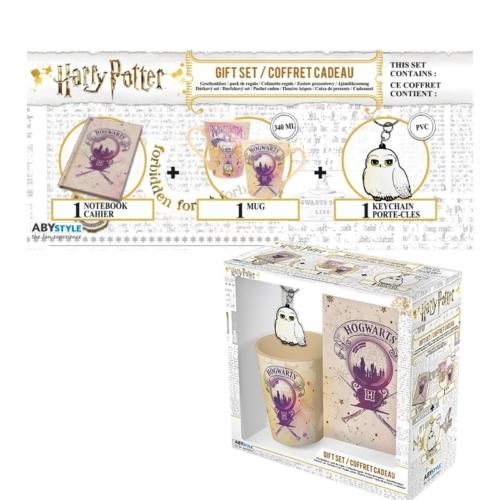 HARRY POTTER Hogwarts Hedwig ajándékcsomag