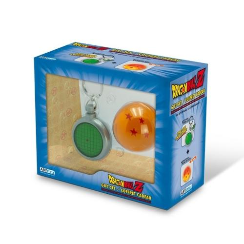 Dragon Ball Z radar ajándék szett
