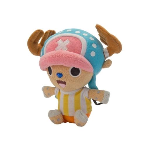 One Piece New World Chopper plüssfigura 17 cm