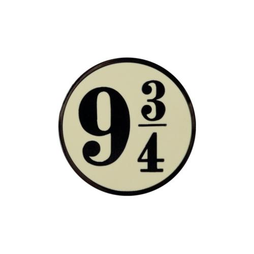 Harry Potter 9 és 3/4 vágány fém kitüző