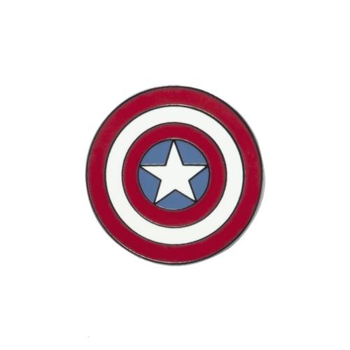 Marvel Captain America - Amerika Kapitány shield fém kitüző