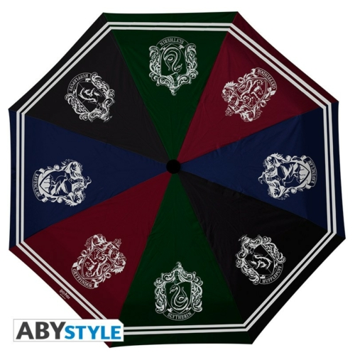 HARRY POTTER houses prémium automata esernyő