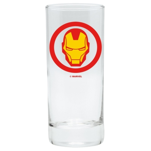 MARVEL Iron Man Vasember üvegpohár 290 ml