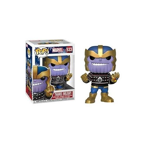 Marvel - Holiday Thanos POP figura