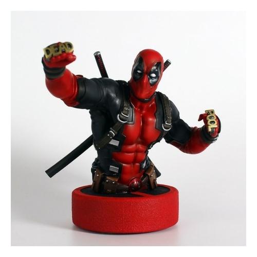 Marvel Deadpool 1/6 mellszobor