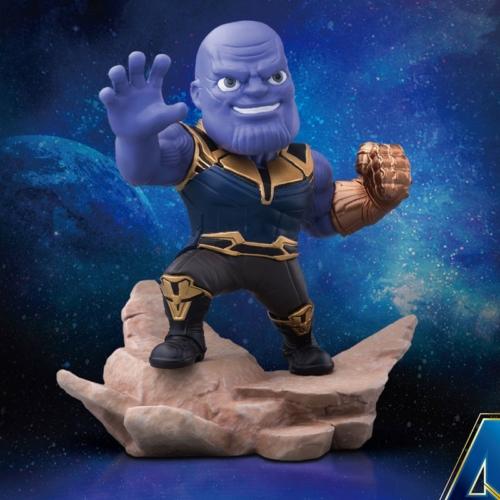 MARVEL Avengers Infinity war - Thanos mini figura 10 cm