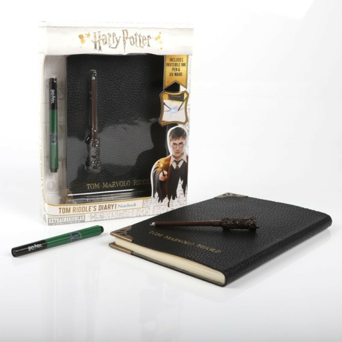 Harry Potter - Tom Riddle naplója jegyzetfüzet varázstollal