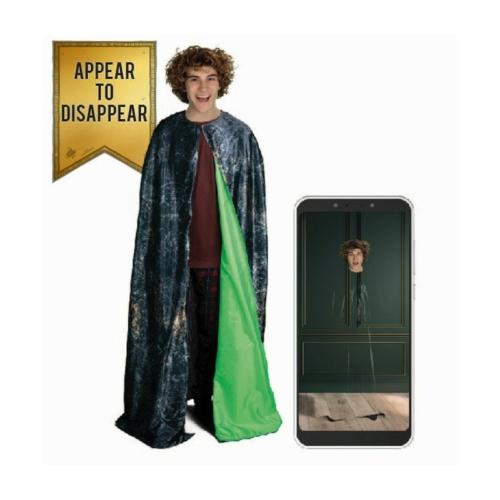 Harry Potter Invisibility cloak - Láthatatlanná tévő köpeny