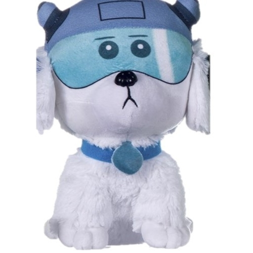 Rick and Morty - Snowball plüssfigura 25 cm