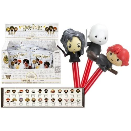 HARRY POTTER pen toppers ceruzadísz mystery mini figurák