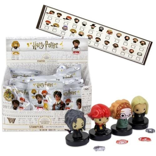 Harry Potter mini nyomda mystery figurák