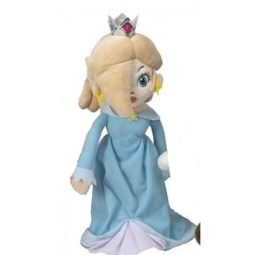 Nintendo Super Mario Bros plüssfigurák - Princess Peach 28 cm