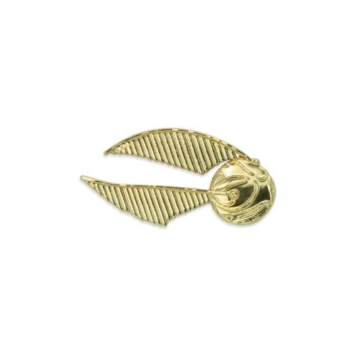 HARRY POTTER Aranycikesz fém kitűző