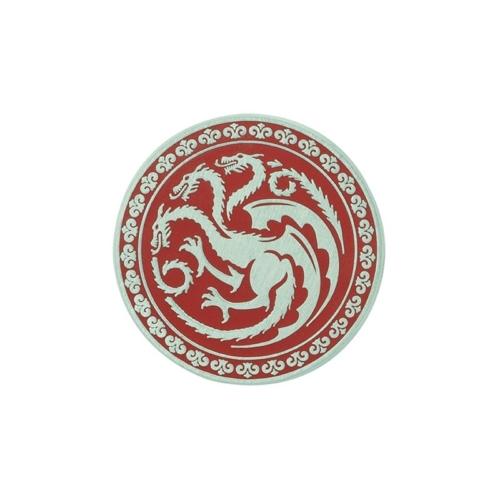 GAME OF THRONES Trónok Harca Targaryen fém kitűző